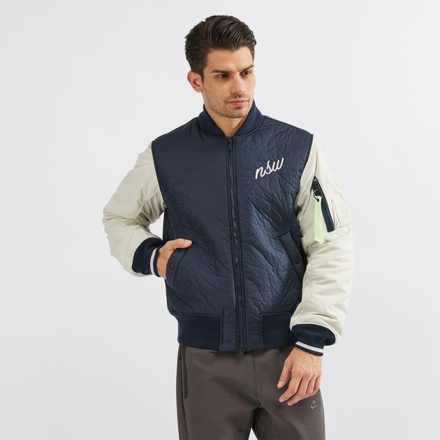 0515ef034 Nike Sportswear Synthetic Fill Bomber Jacket | Track Jackets ...