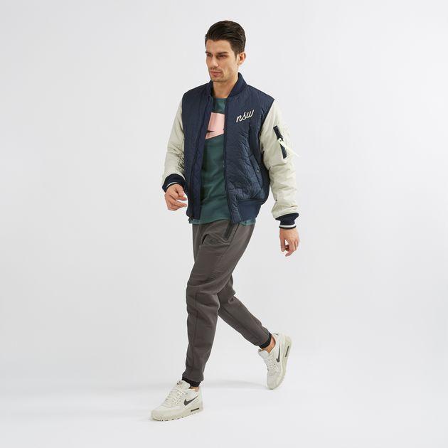 fc0b8376b Nike Sportswear Synthetic Fill Bomber Jacket | Track Jackets ...