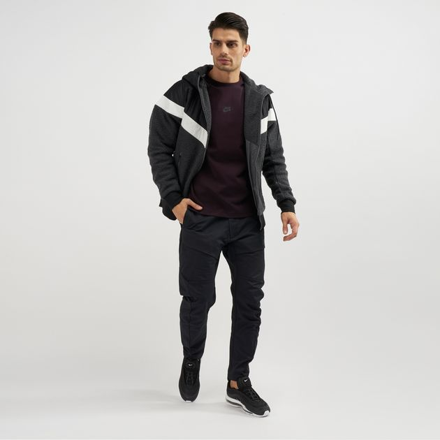 nuovo massimo trova fattura nuovi prezzi più bassi Nike Sportswear Sherpa Windrunner Jacket | Track Jackets | Jackets ...