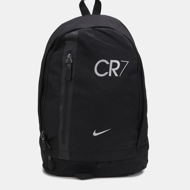 Nike CR7 Cheyenne Backpack Black White