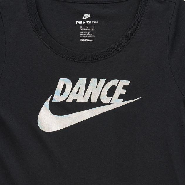 95c94af2344e Nike Kids  Sportswear Dance T-Shirt (Older Kids)