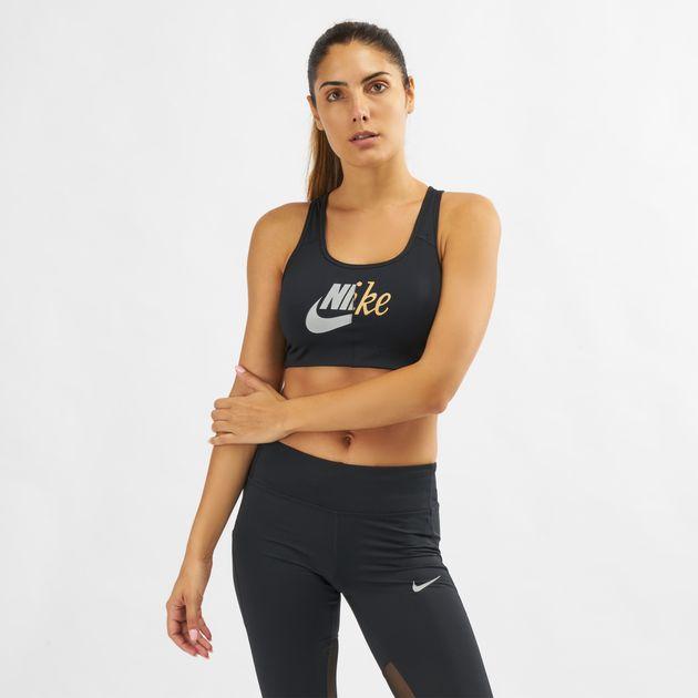 8382d9b46f Nike Swoosh Futura Sports Bra