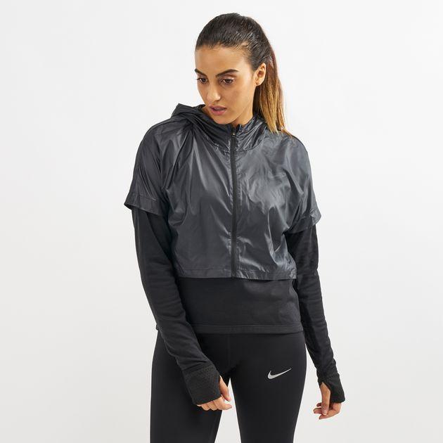 e4520510 Nike Therma Sphere Element Long Sleeve Running Top | Hoodies ...
