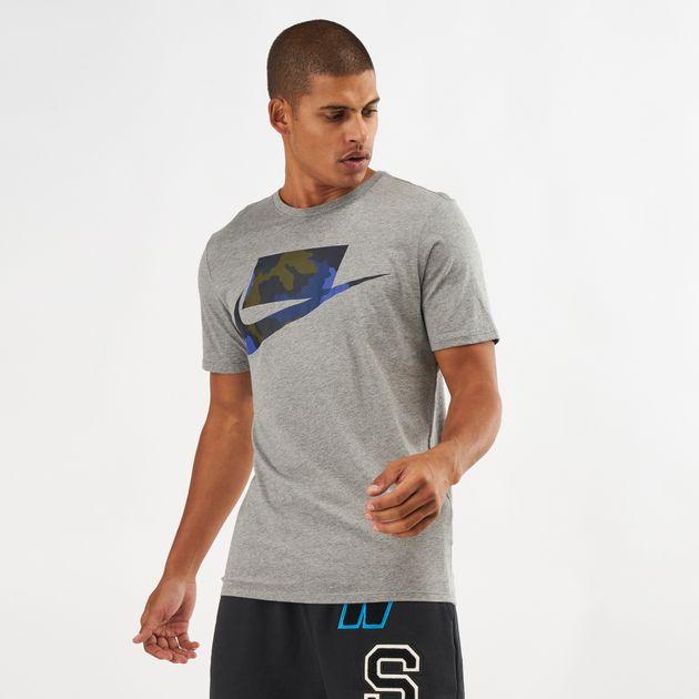 Nike Sportswear Futura Camo T-Shirt  106da2306