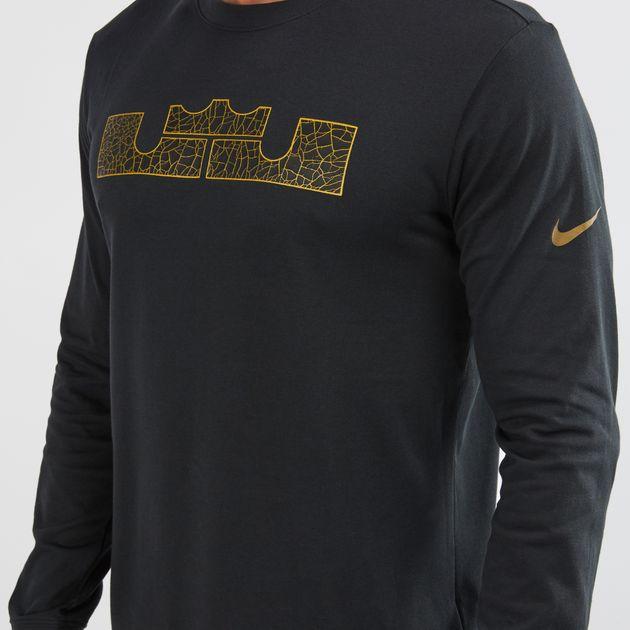Nike LeBron James Dry Famous Basketball T-Shirt  fd032bf61