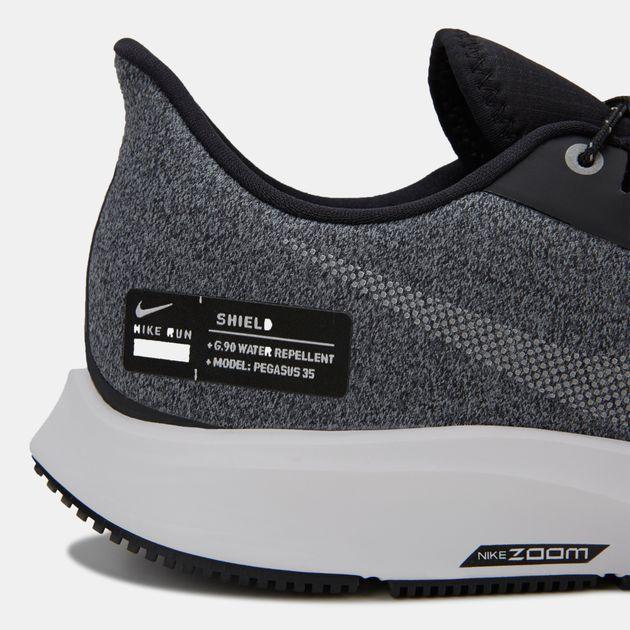 new style 35e7a 5853e Nike Air Zoom Pegasus 35 Shield Shoe | Road Running ...