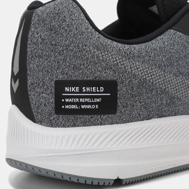 buy online 361d3 2aaff Nike Zoom Winflo 5 Run Shield Shoe | Running Shoes | Shoes ...