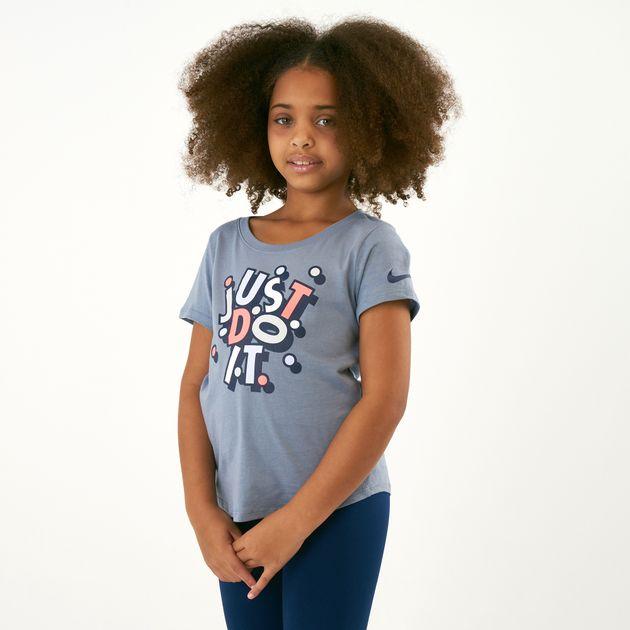 a0fccfad54da Nike Kids  Sportswear JDI Confetti T-Shirt (Older Kids)