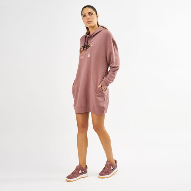 Nike Air Oversized Hoodie Dress
