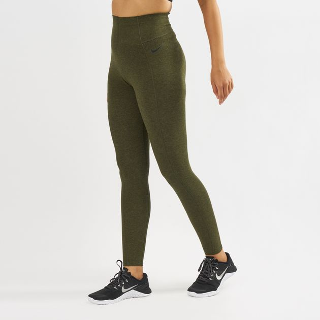d68163a06f Nike Power Studio High-Rise Training Leggings