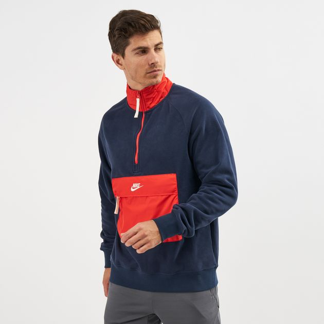 the latest f96de 7fbc7 Nike Sportswear Half-Zip Top, 1430347
