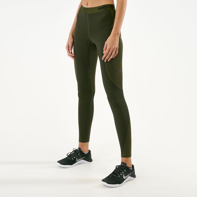 76fd832088 Nike Women's Pro HyperWarm Training Leggings | Full Length Leggings ...