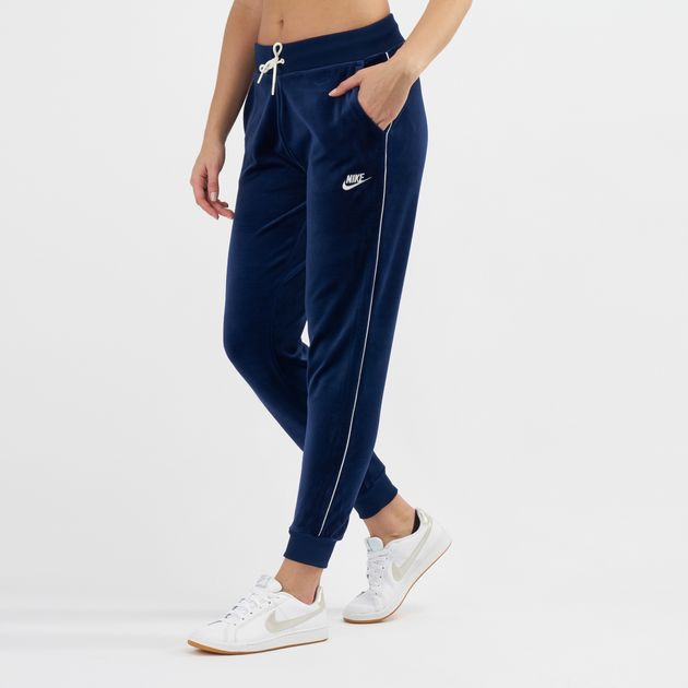 bed9ca9a8878 Nike Sportswear Velour Pants