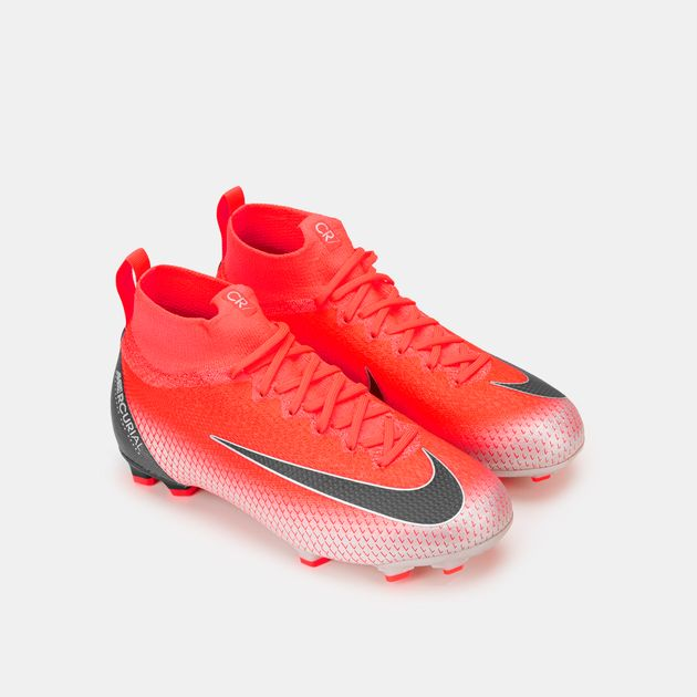 550d45098 Nike Kids  Mercurial Superfly 6 Elite CR7 Firm Ground Football Shoe (Older  Kids)