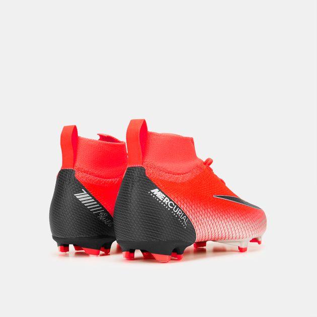 550d45098 Nike Kids  Mercurial Superfly 6 Elite CR7 Firm Ground Football Shoe (Older  Kids)