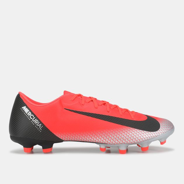 online retailer 2ae2e f43fb Nike Mercurial Vapor 12 Academy CR7 Multi-Ground Football Shoe, 1350544