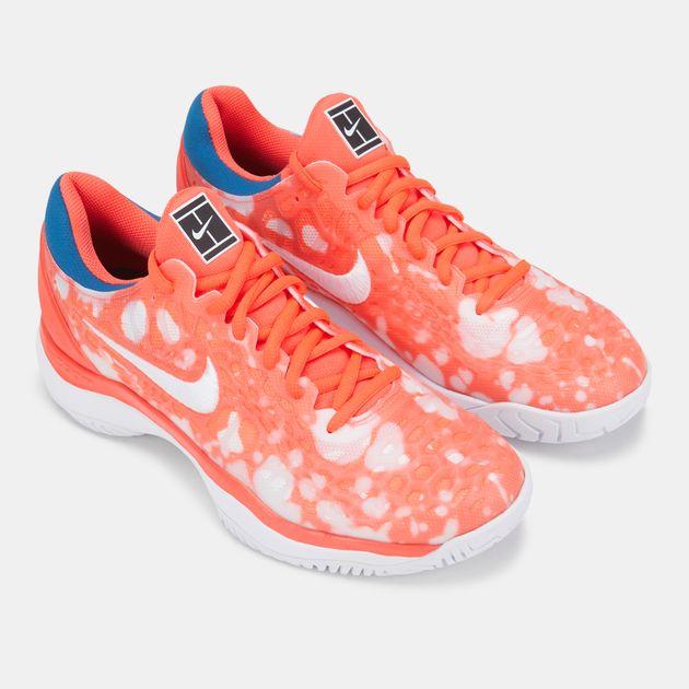 dff42e5272b Nike Court Air Zoom Cage 3 Premium Tennis Shoe