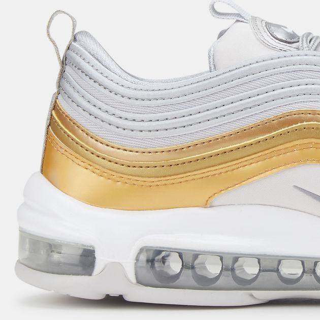 2fcaf6493 حذاء اير ماكس 97 بإصدار مميز من نايك | احذية سنيكرز | احذية | موضة ...