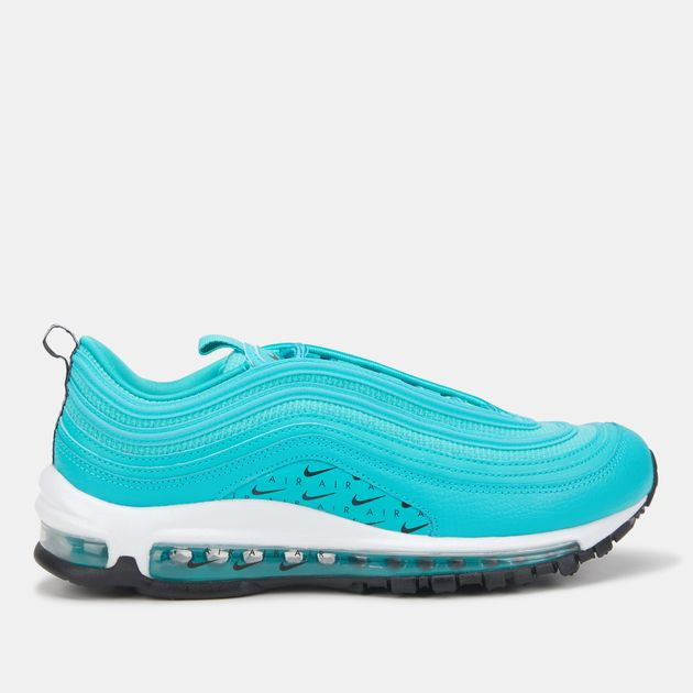 Nike Air Max 97 Lux shoes green