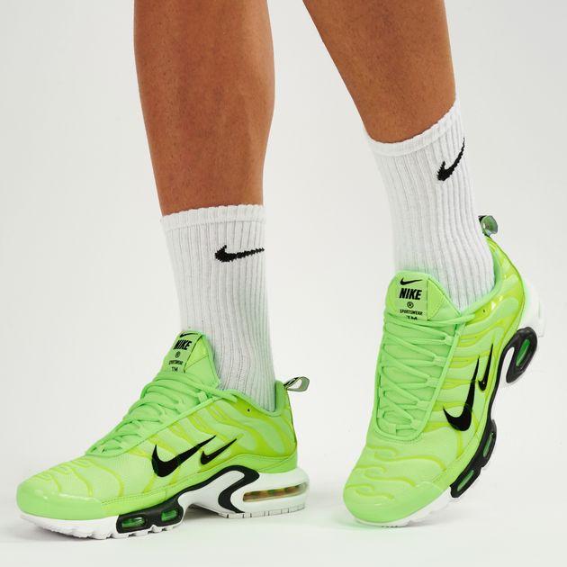 best service c39c8 88ceb Nike Air Max Plus TN Premium Shoe | Sneakers | Shoes | Men's ...