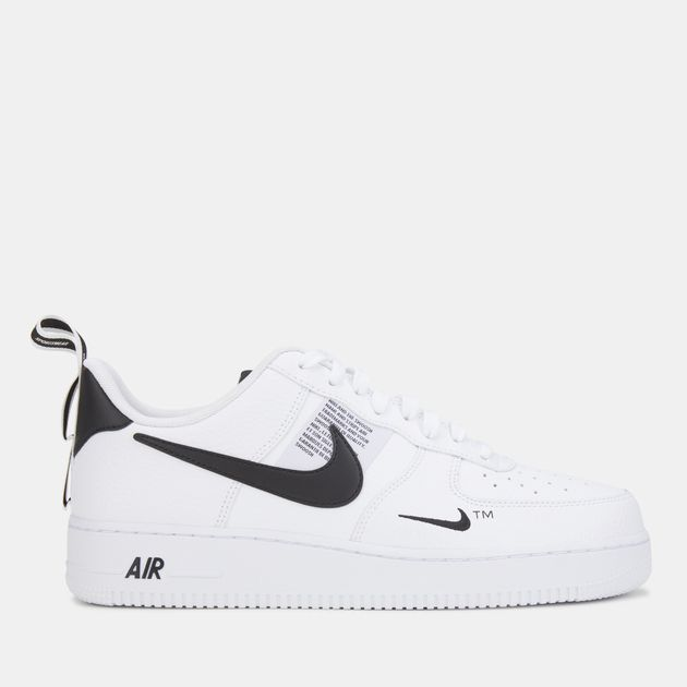 size 40 25720 54067 Nike Air Force 1  07 LV8 Utility Shoe, 1395509