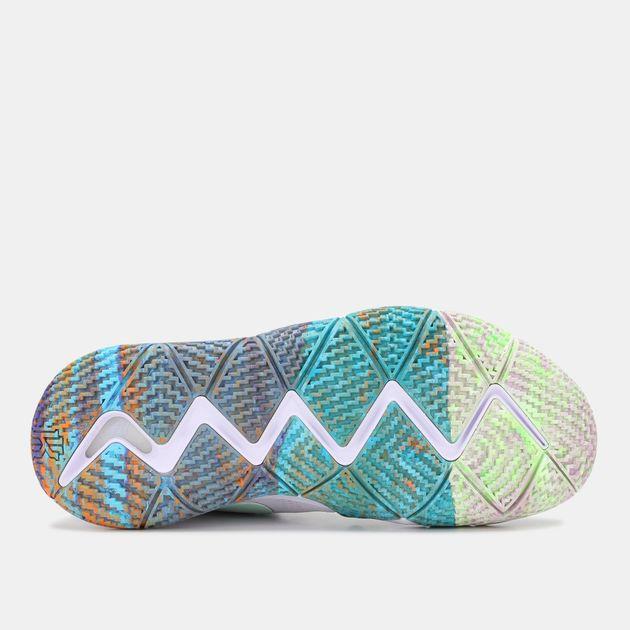 quality design 12919 71f26 Shop Nike Kyrie 4 Basketball Shoe Nike943806 902 | Kuwait | SSS