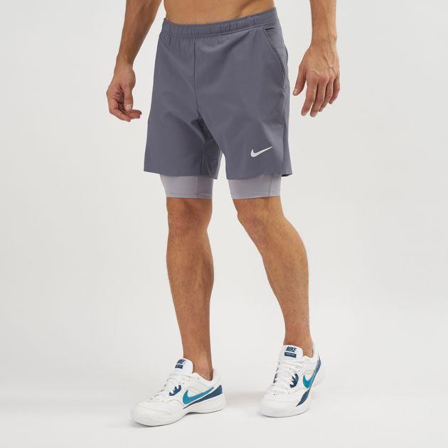 5f0bac77d4de0 Nike Court Flex Ace 7 Inch Tennis Shorts | Shorts | Clothing | Men's ...
