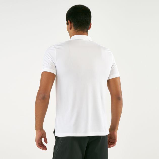 867f4fe620a Nike Men's Court Dri-FIT Team Tennis Polo T-Shirt | Polo Shirts ...