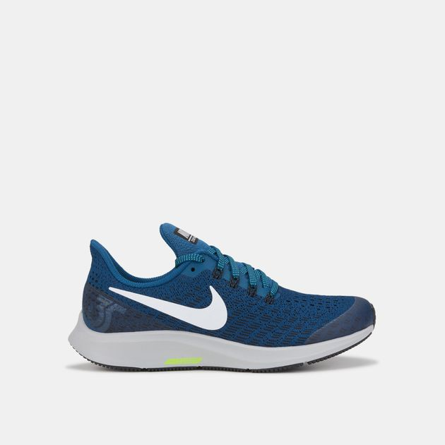 Nike Kids Air Zoom Pegasus 35 Shoe (Grade School), 1400967