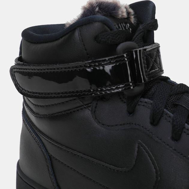 Nike Ebernon Mid Premium Shoe | Sneakers | Shoes | Women's