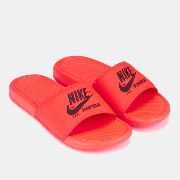 79114d2ff7be Nike Benassi Just Do It Textile SE Slides