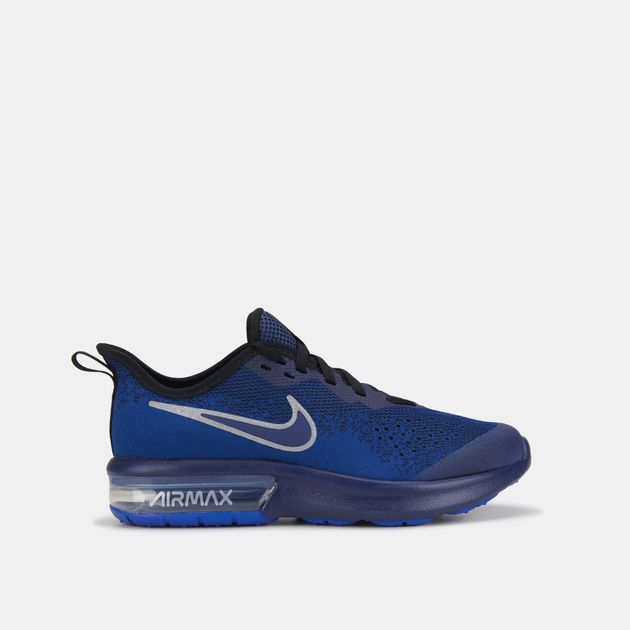 Nike Kids' Air Max Sequent 4 Shoe (Grade School)