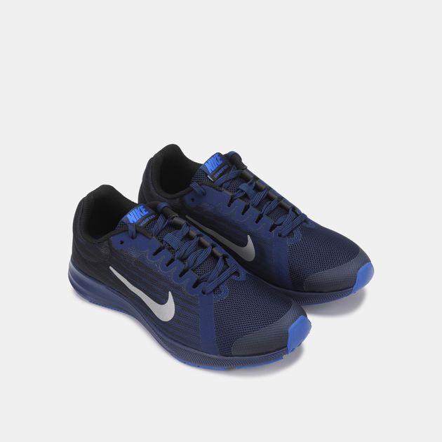 super popular 3d8ab f90ed Nike Kids  Downshifter 8 Reflective Running Shoe (Older Kids), 1325674