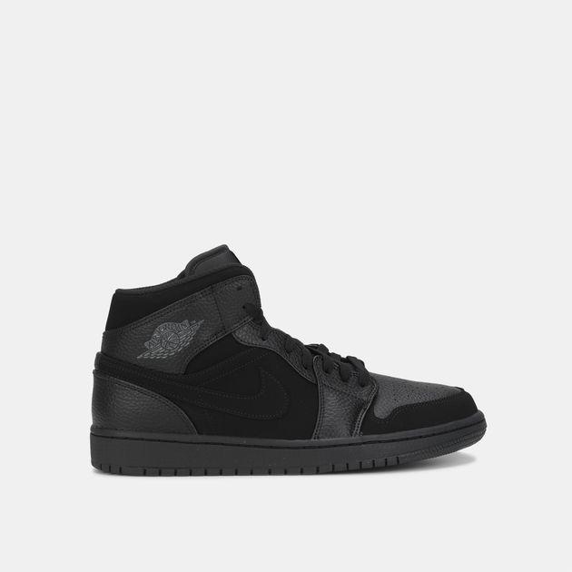 3467d724b049 Jordan Kids  Air Jordan 1 Mid Shoe (Older Kids)