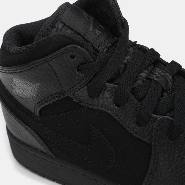 low priced c769c fd667 Jordan Kids  Air Jordan 1 Mid Shoe (Older Kids), 1357968