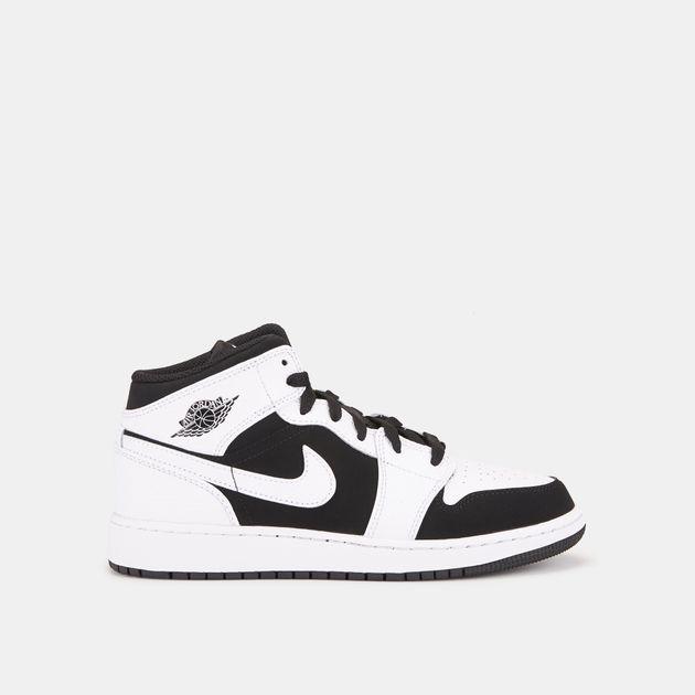 new style 44c70 c85dd Jordan Kids' Air Jordan 1 Mid Shoe (Older Kids) | Sneakers ...