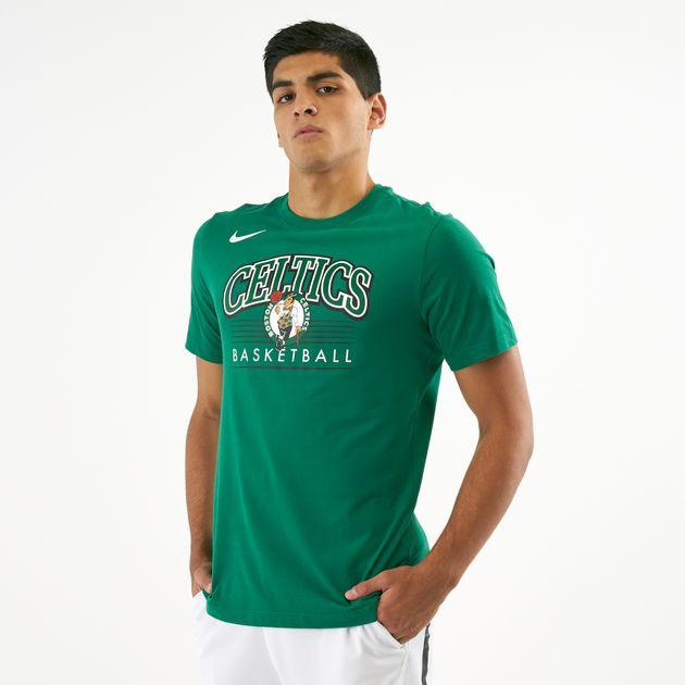 sale retailer 9d116 f2f43 Nike Men's NBA Boston Celtics Dri-FIT T-Shirt