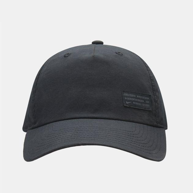 low priced d2ef9 01ef2 Nike Men s Kyrie Heritage86 Cap - Black, 1493286
