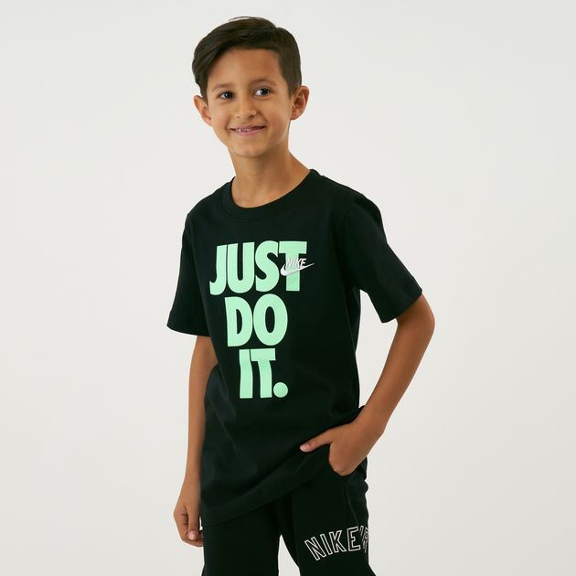 a2c50509e Nike Kids' Sportswear JDI T-Shirt (Older Kids) | T-Shirts | Tops ...