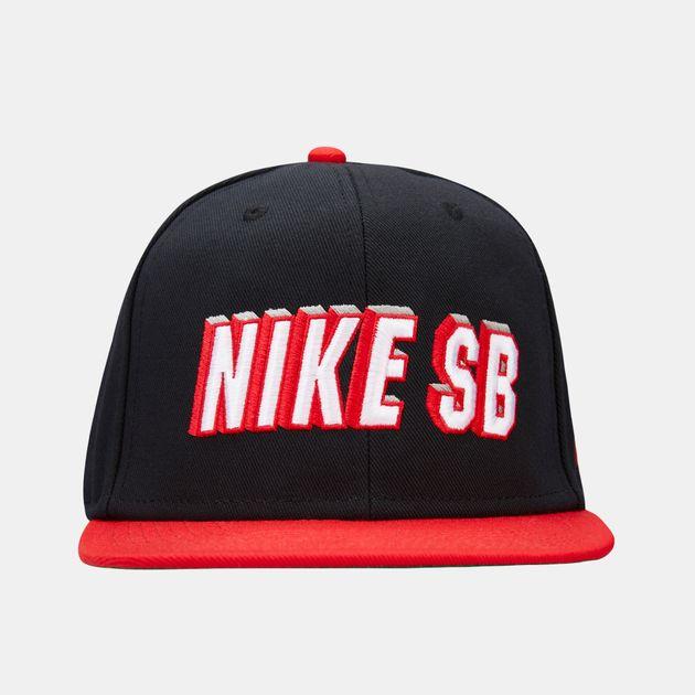 best website 0762e aa648 Nike SB Pro Cap - Black, 1573459