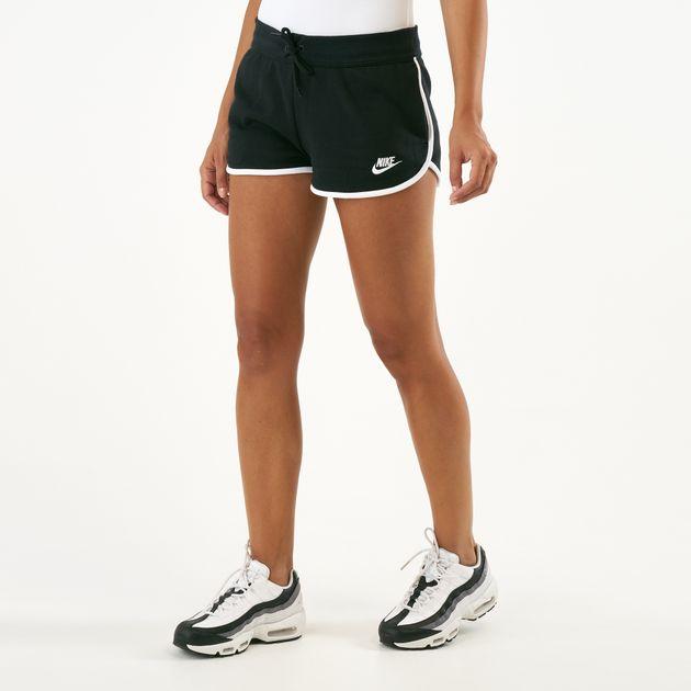 e09bb57094ad0 Nike Women's Sportswear Heritage Fleece Shorts