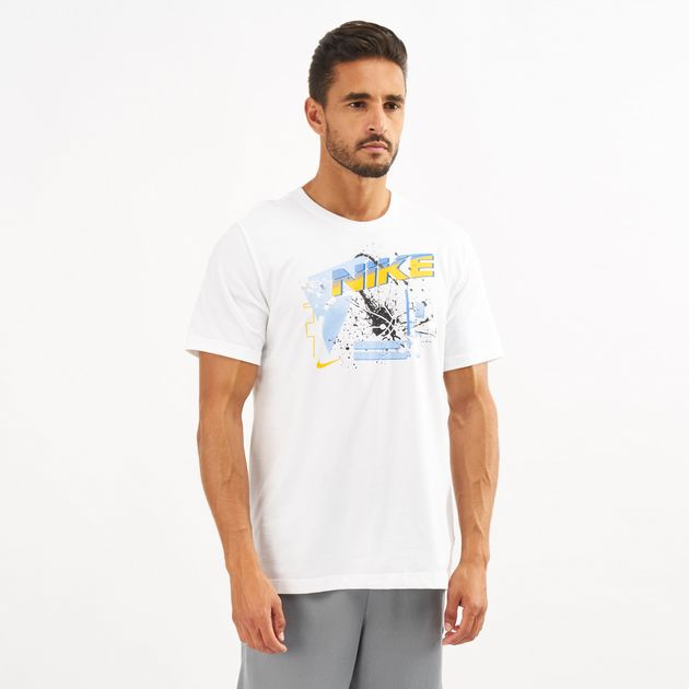 21629544473b3 Nike Men's Dri-FIT Explode Basketball T-Shirt | T-Shirts | Tops ...