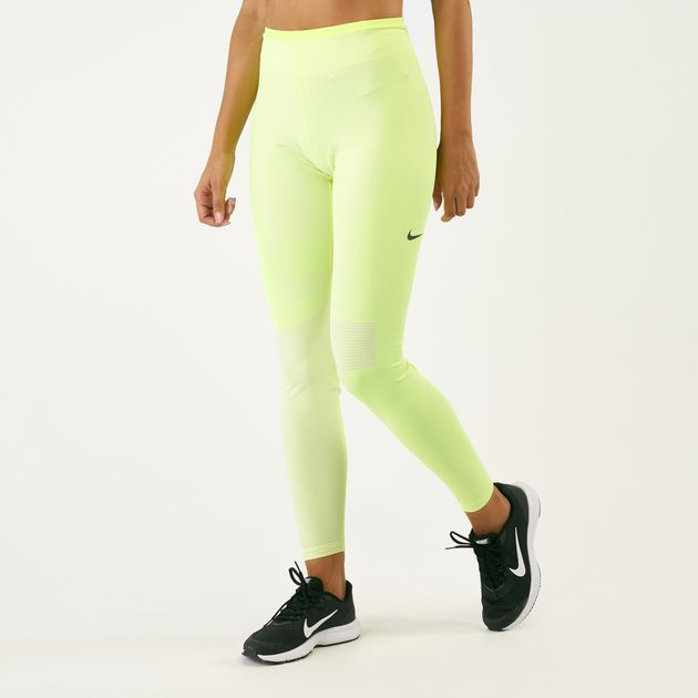 8be9034629820d Nike Women's Tech Running Leggings | Full Length Leggings | Leggings ...