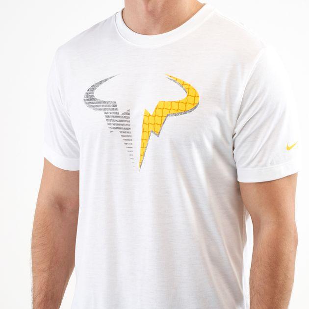 Nike Men S Court Dri Fit Rafael Nadal T Shirt T Shirts Tops Clothing Men S Sale Sale Sss