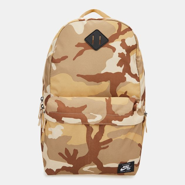 Nike Men s SB Icon Backpack - Brown 08cee3a08964a