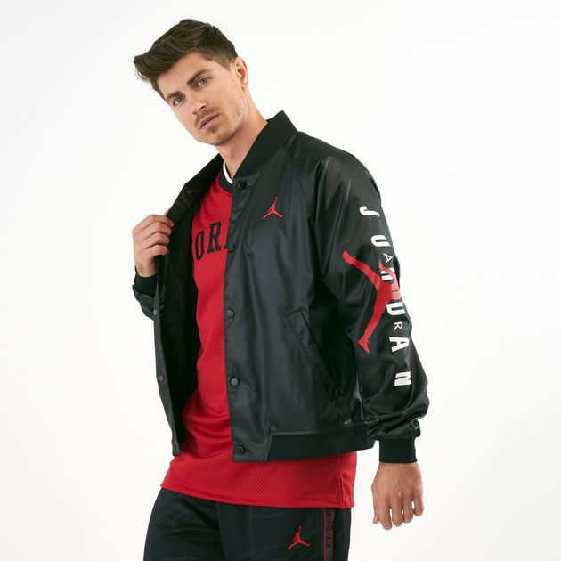 3cae39eea2b Jordan Men's Jumpman Air Stadium Jacket | Jackets | Clothing | Men's ...