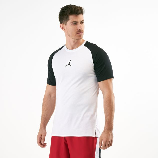 d108cfaade5b6b Jordan Men s Dri-FIT 23 Alpha Print Basketball T-Shirt