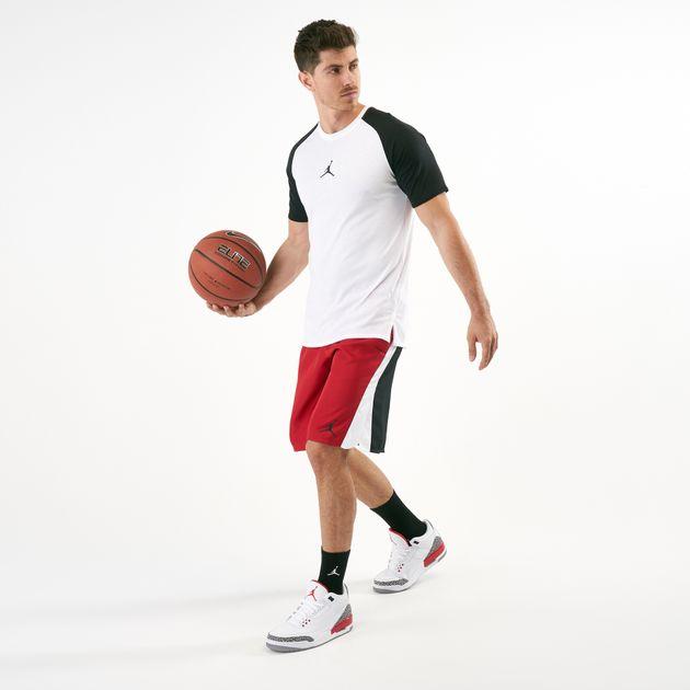 bbb8bf75f857 Jordan Men s Dri-FIT 23 Alpha Print Basketball T-Shirt