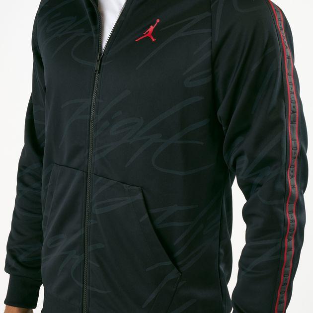 2e97c8e0b56109 Jordan Men s Jumpman Tricot Graphic Jacket