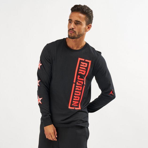 f0d187ec7f996c Jordan Men s City of Flight Long Sleeve T-Shirt